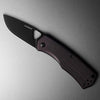 FOLSOM EBONY + BLACK (LIMITED EDITION) - Kniver - Revir