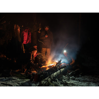BUSHCRAFT-KURS VINTER 2020