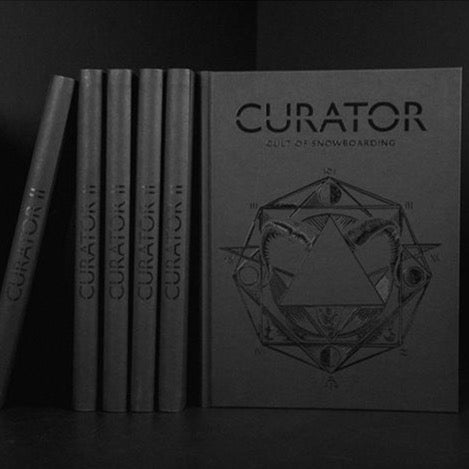 CURATOR VOLUME II – CULTURE OF SNOWBOARDING