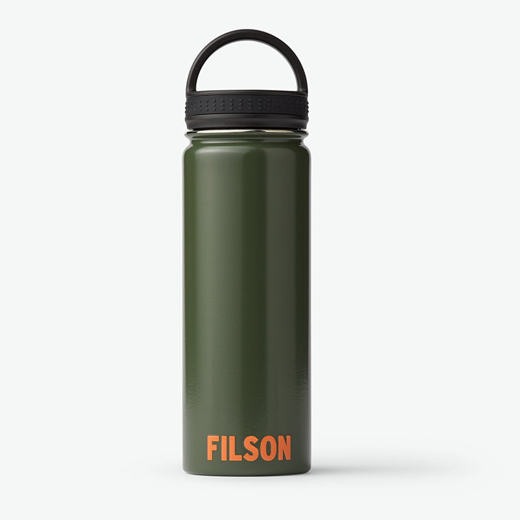 FILSON SMOKEY BEAR INSULATED VANNFLASKE – OLIVE