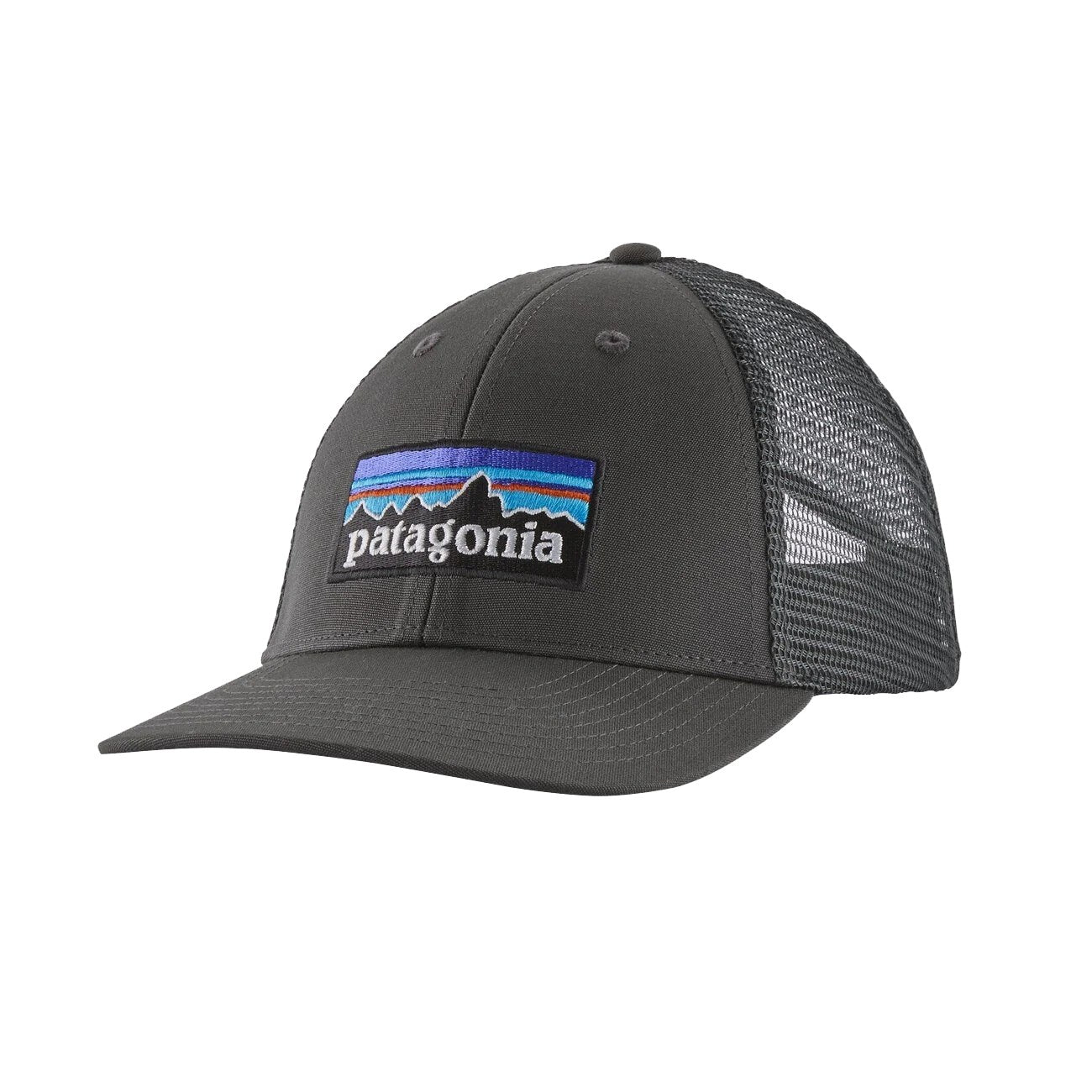 PATAGONIA LOPRO TRUCKER CAP FORGE GREY