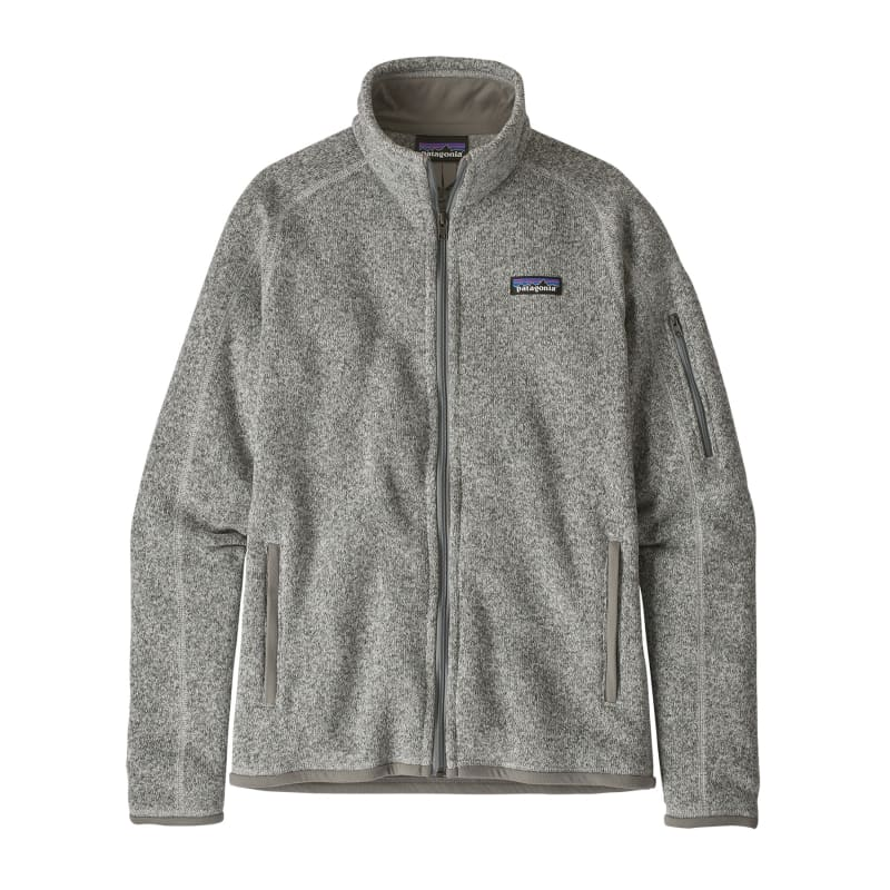 PATAGONIA BETTER SWEATER JACKET FLEECE DAME - PELICAN