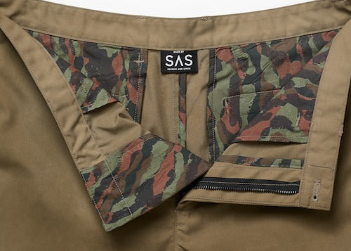 SEARCH AND STATE - FIELD SHORTS