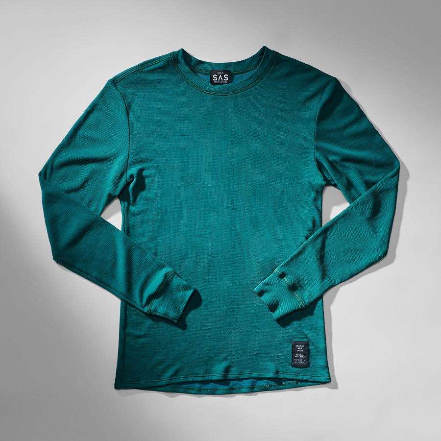 SEARCH AND STATE - THERMAL MERINO BASE LAYER