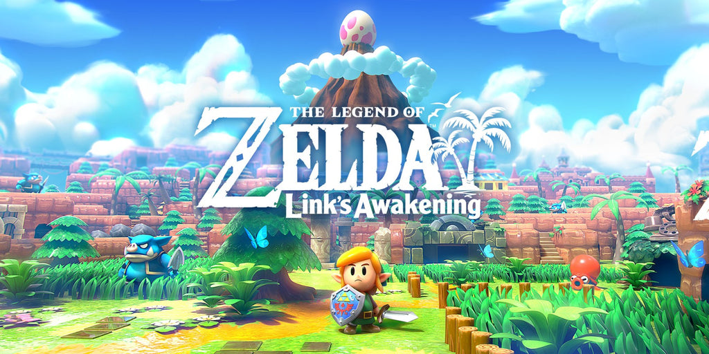[ACTUS] The legend of Zelda: Link's Awakening sur Switch. Quels sont vos avis ?