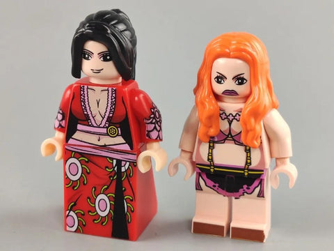lego boa hancock one piece