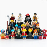 One Piece - Lot minifigures One Piece ou à l'unité