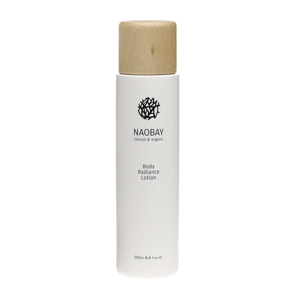 Naobay Body Radiance Lotion 亮采滋潤身體乳