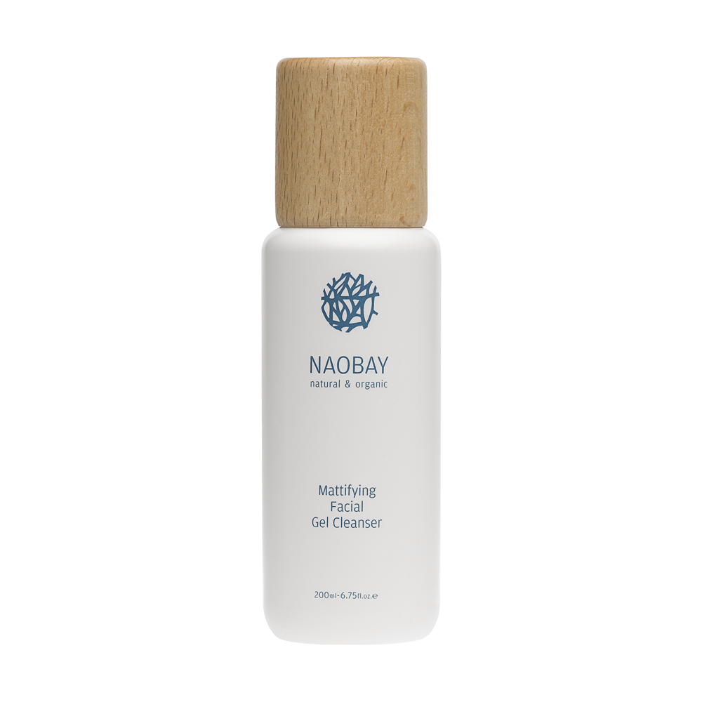 Naobay Mattifiying Facial Gel Cleanser 控油潔膚啫喱
