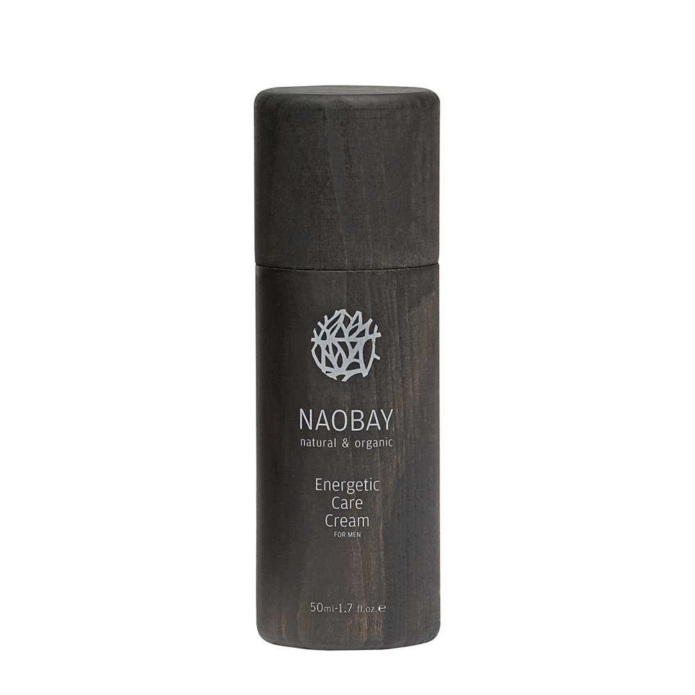 Naobay Energetic Care Cream For Men 男士全效修護面霜