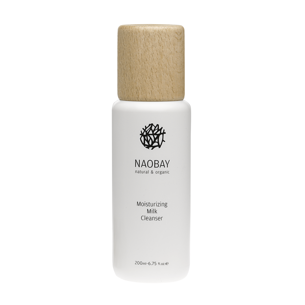 Naobay Moisturizing Milk Cleanser 保濕紓緩潔面奶