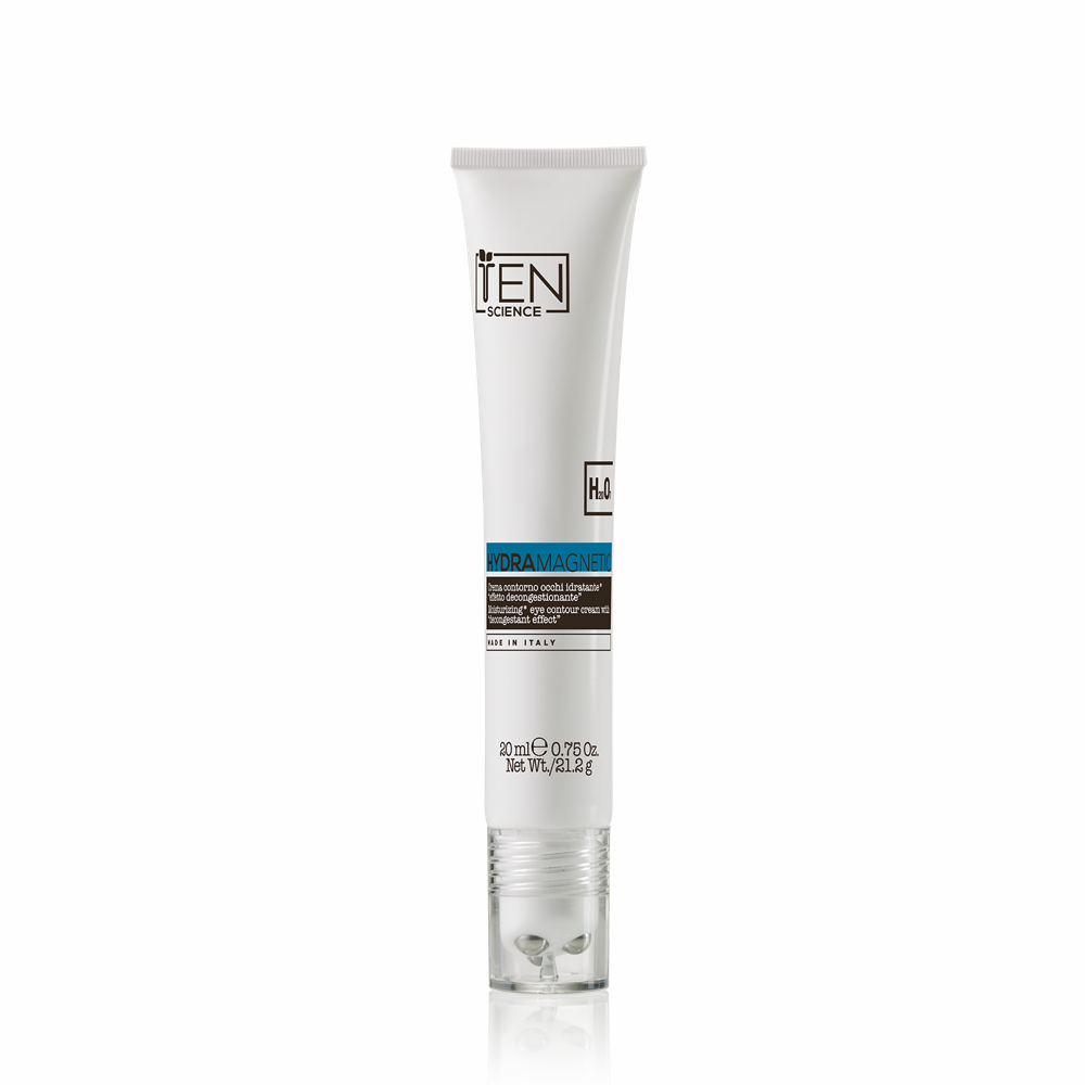 Ten Science Hydra Magnetic Moisturizing Eye Contour Cream with Decongestant Effect