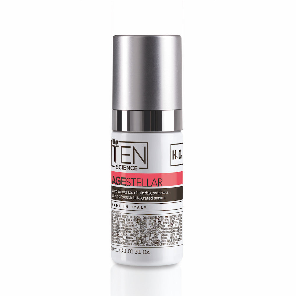 TEN Science AgeStellar Elixir of Youth Integrated Serum
