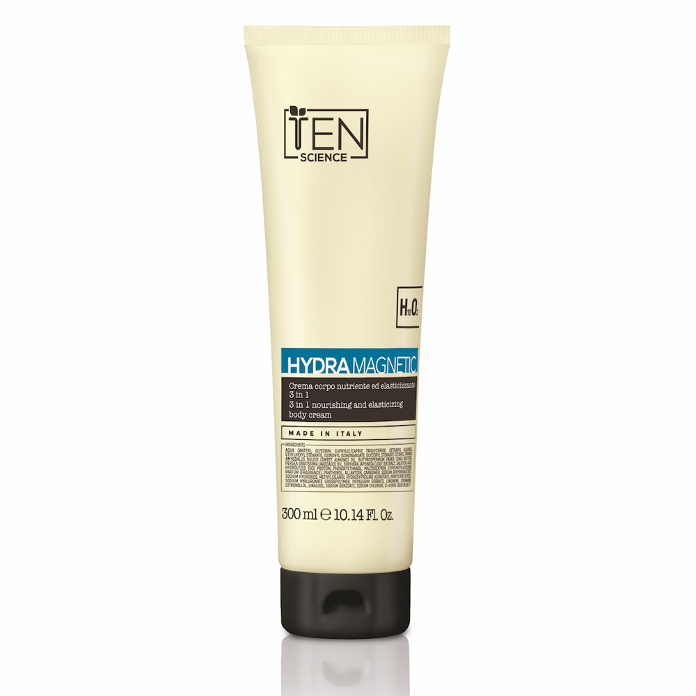 TEN Science HYDRA MAGNETIC 3 in 1 Nourishing and Elasticizing Body Cream 3合1 滋養緊緻身體修護霜