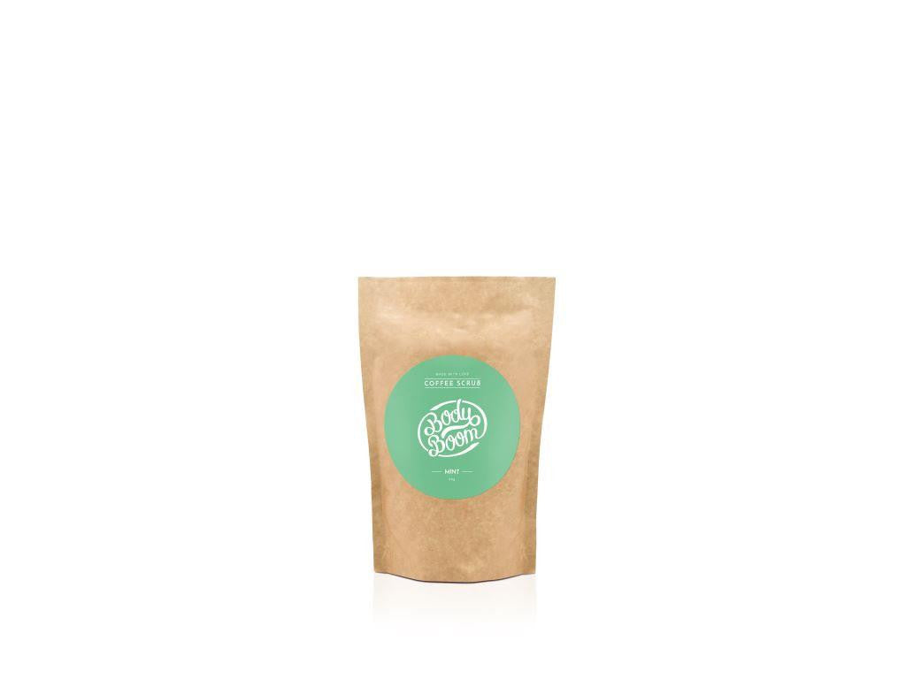 Vigorous Mint Coffee Scrub 30g