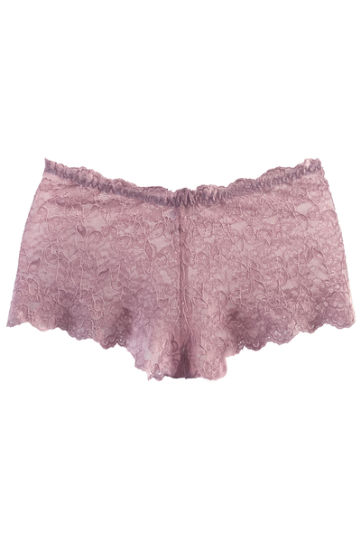 Blush-Pink Boyshorts