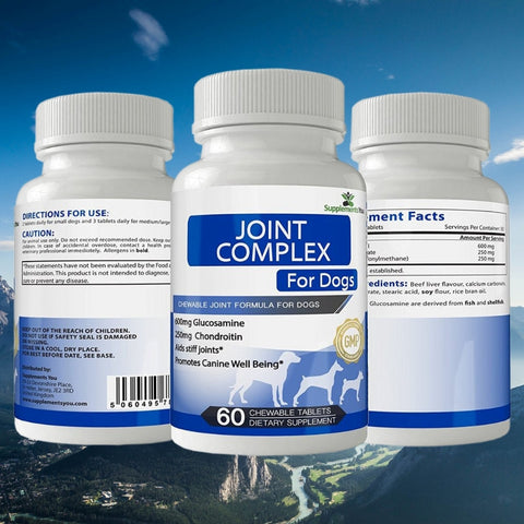 Joint Complex for Dogs