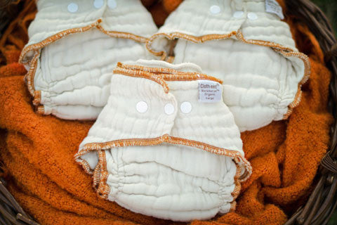 CLOTH-EEZ FITTED DIAPERS