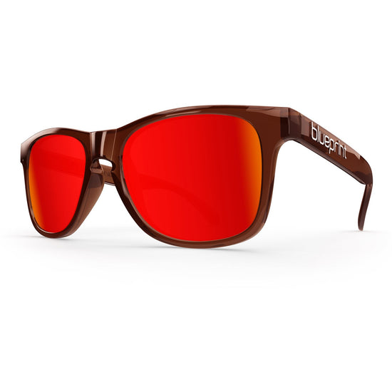 Noosa // Red Chocolate - Blueprint Eyewear - 1