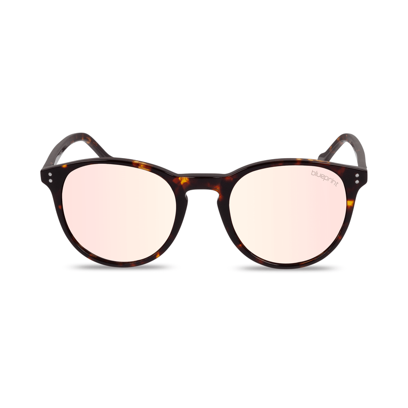 Gini // Havana Gradient Rose Gold