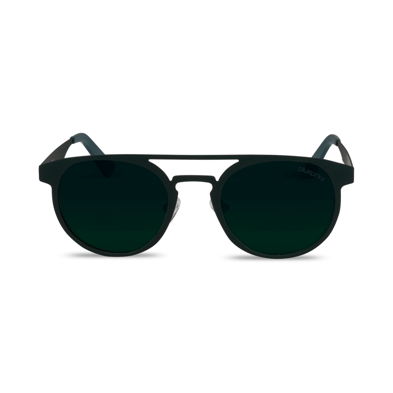 Lewis // Rubber Dark Green Mint
