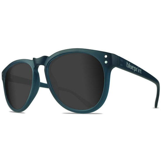Wharton // Black Marina - Blueprint Eyewear - 1