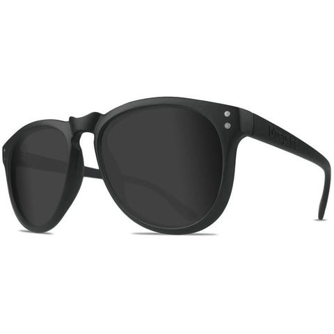 Wharton // Black Smoke - Blueprint Eyewear - 1