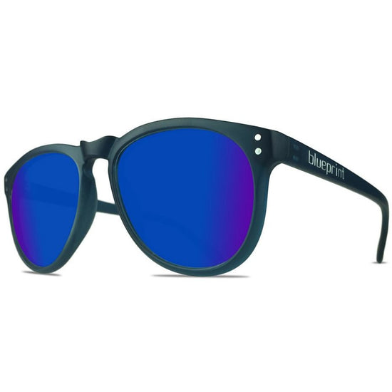 Wharton // Dark Blue Marina - Blueprint Eyewear - 1