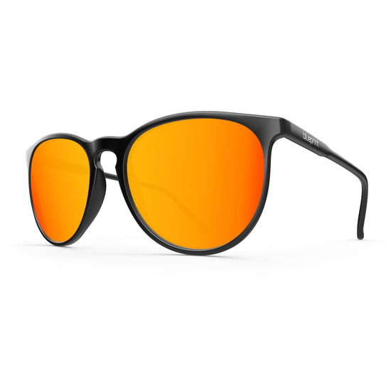 Elba // Black Orange - Blueprint Eyewear - 1