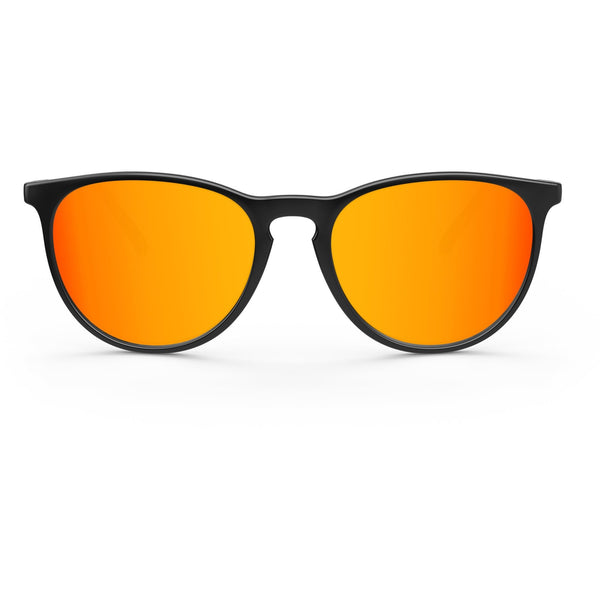 Elba // Black Orange - Blueprint Eyewear - 2