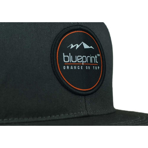 Monta Snapback // Anthracite - Blueprint Eyewear - 1