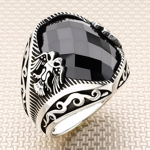 Two-Headed Eagle Ring - Empire of the Gods