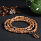 Wenge Tibetan Bracelet - Empire of the Gods