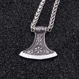 Viking Axe Necklace