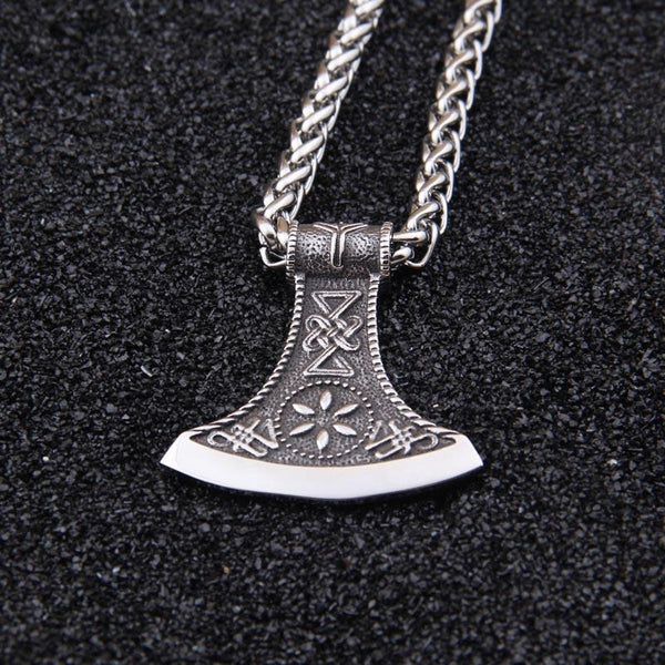 Viking Axe Necklace - Empire of the Gods
