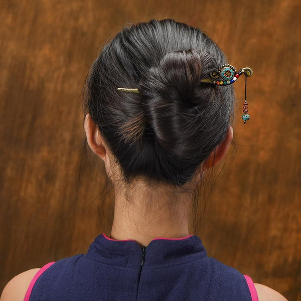 Nepal Hair Stick - Empire of the Gods