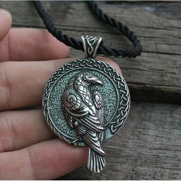 Thor's Raven Necklace - Empire of the Gods