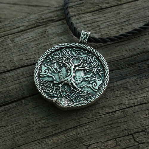 Yggdrasil Necklace - Empire of the Gods
