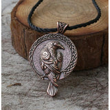 Thor's Raven Necklace