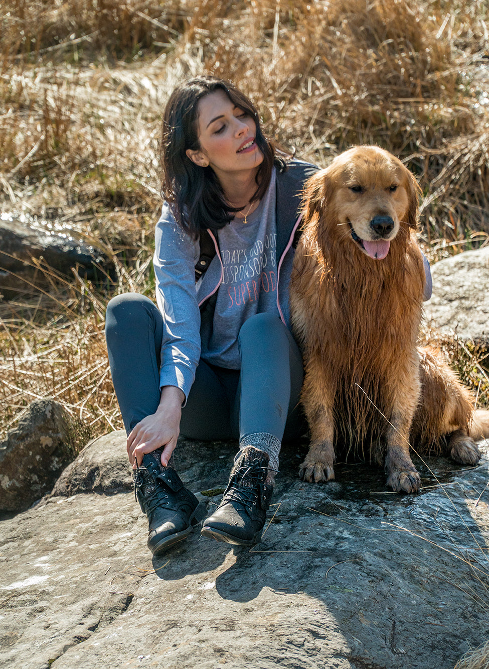 adventure dog walking