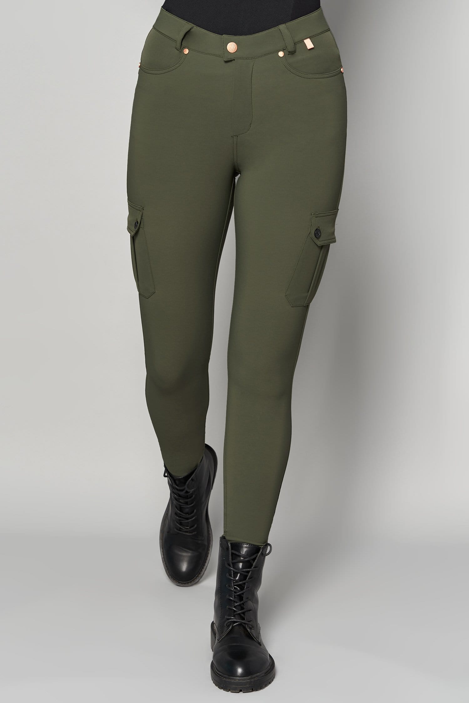Cargo MAX Stretch Outdoor Trousers - Khaki