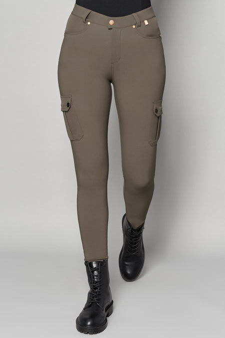 Cargo MAX Stretch Outdoor Trousers - Sand - ACAI Activewear