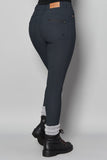 Thermal Skinny Outdoor Trousers - Graphite - ACAI Activewear