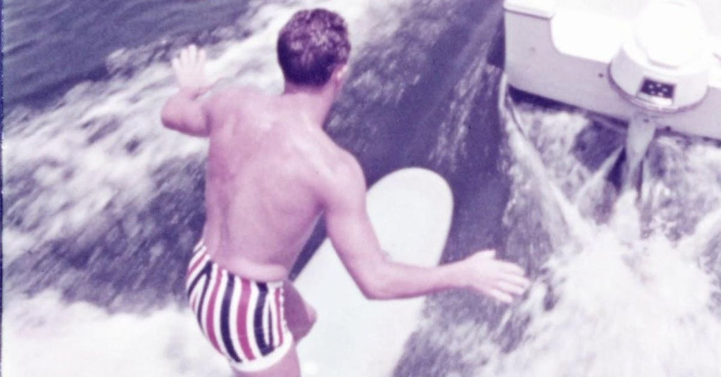 The history of Wakesurf