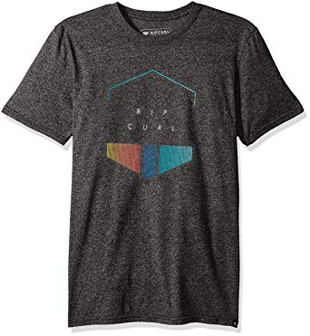 RIP CURL ELEVATE MOCK TWIST TEE