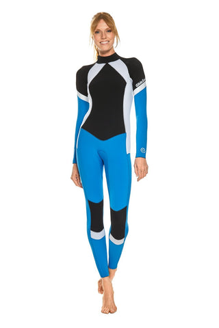 GlideSoul - FlashBack 74 3/2 MM Back Zip GBS Wetsuit