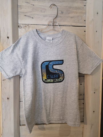 CSURF boardshop kids tee