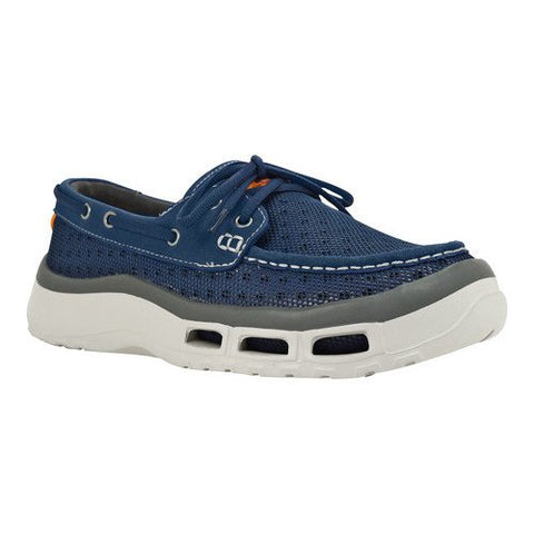 Softscience - Men's Fin 2.0 Boat Shoes (BLU)