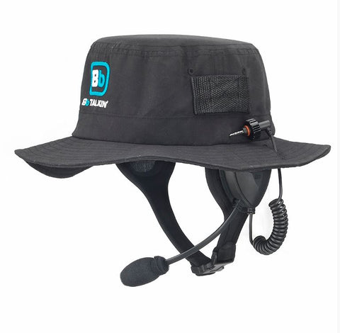 BbTalkin' Surf Hat with Headset - B01HR