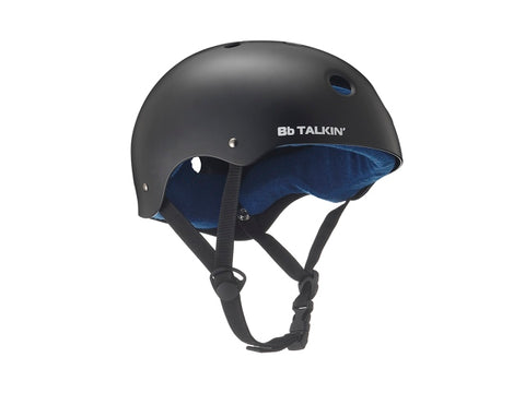 BbTalkin' Water Helmet with Snap Button - M02